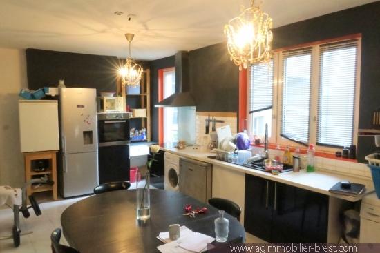 BREST: Appartement style Loft T5/6 au Quatre Moulins 17024AG ...