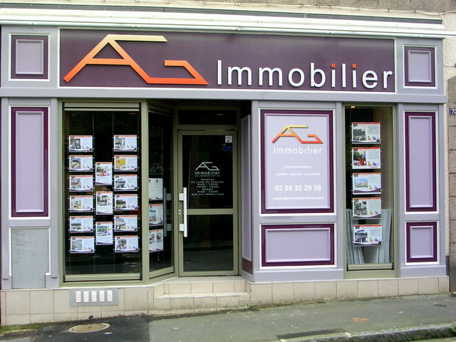 agence immobiliere brest